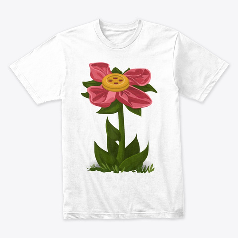 Houseplant Shirt, Graphic Tees White T-Shirt Front