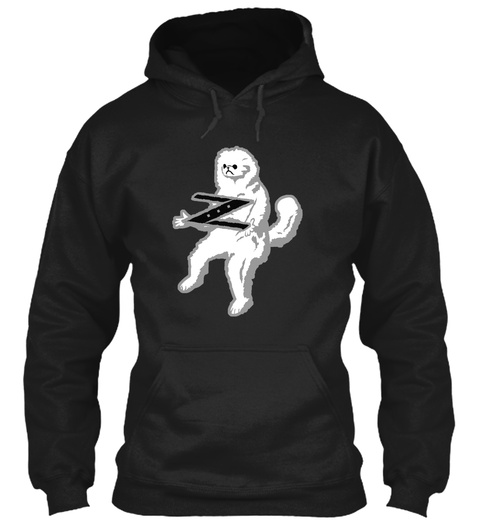 Z  Black Sweatshirt Front