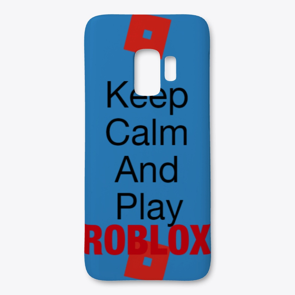 Keep Calm And Play Roblox Phone Case Products From Raphbe S Store