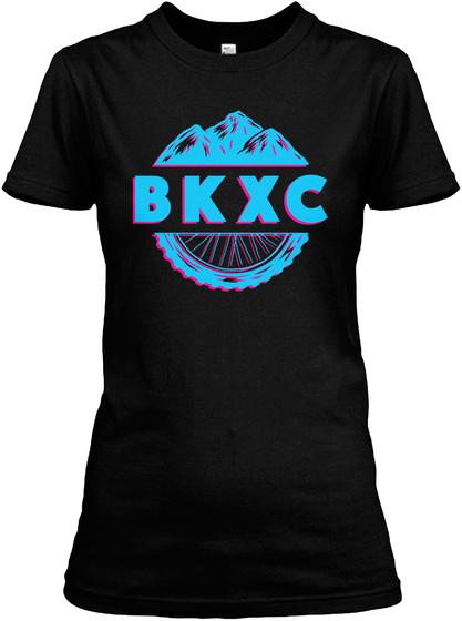 Bkxc Black Women's T-Shirt Front