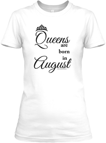 d917c7440 Queens Are Born In August - QUEENS ARE BORN IN AUGUST Products ...