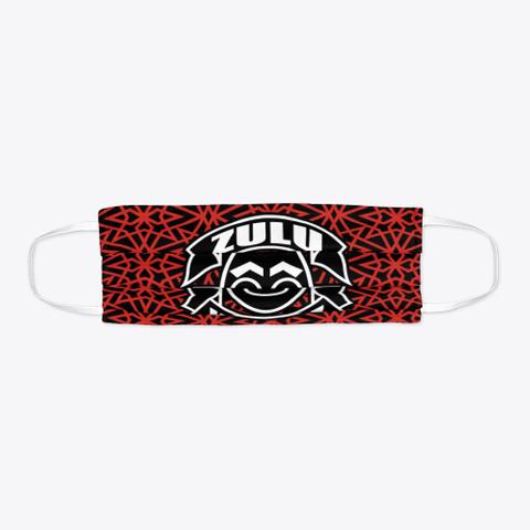 Zulu Kweenz  Face Mask: Pattern Edition Standard T-Shirt Flat