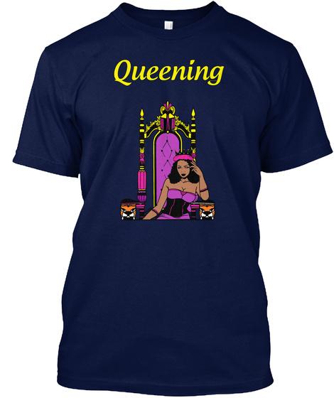 Queening Navy Kaos Front