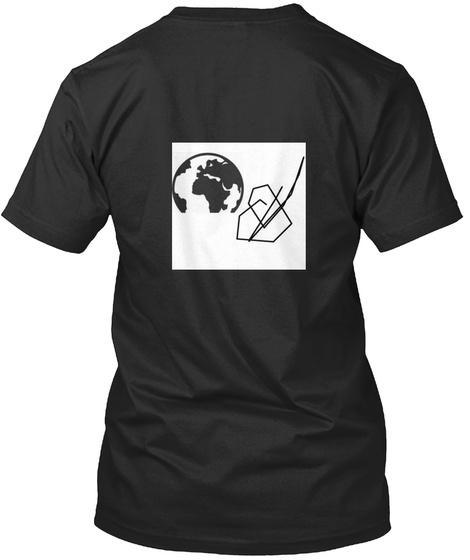 Ao Loai 1 Black T-Shirt Back