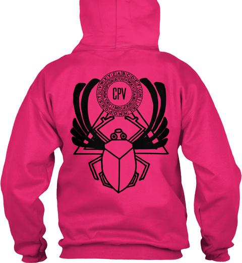Cpv Heliconia Sweatshirt Back