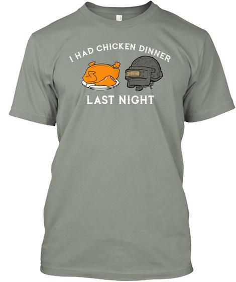 f0cec037 Pubg Unique And Trendy Design - I had chicken dinner last night ...