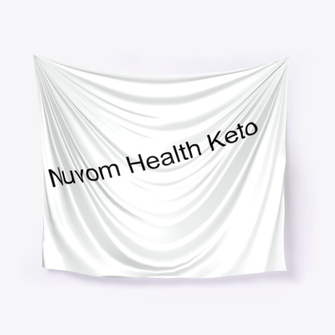 Nuvom Health Keto *Official Update 2020* Standard T-Shirt Front