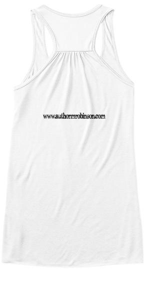 Www. White T-Shirt Back