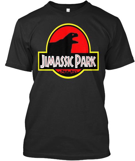 Jimasaic Parl Black áo T-Shirt Front