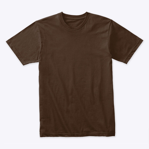 Do You Have An Eye For Art? (Back) Dark Chocolate T-Shirt Front