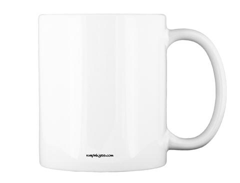 Runpinkjess,Com White Mug Back
