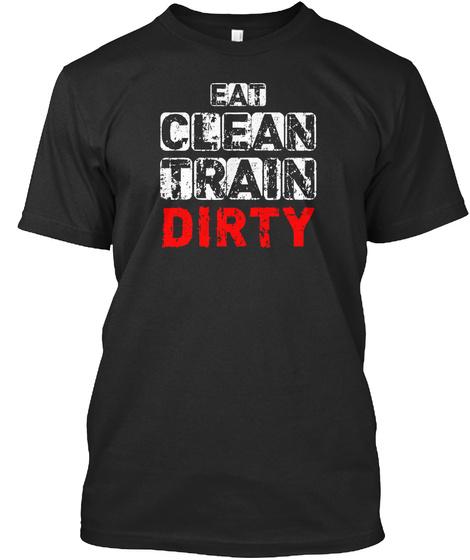 Limited Edition Design Black T-Shirt Front