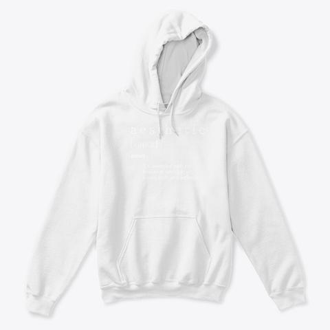 Aesthetic Definition Vaporwave White T-Shirt Front