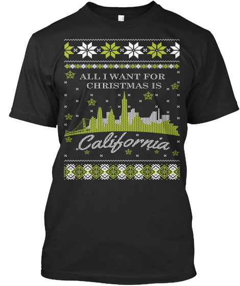[LIMITED EDITION]California Ugly Sweater SweatShirt