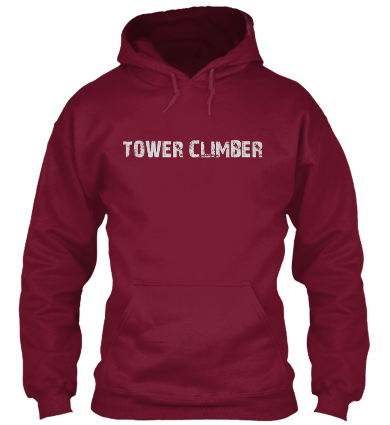 Tower Climber Not For The Weak - Cause This Ain't Ain't Ain't No 9 Standard College Hoodie   Zürich Online Shop    Merkwürdige Form  bf4011
