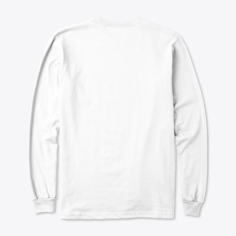 #Lele Leve #Sâo Tomée Pricipe White T-Shirt Back