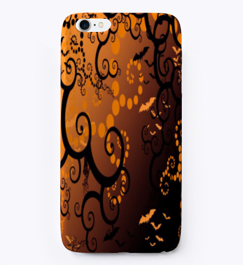 Halloween Special Iphone Case Standard T-Shirt Front