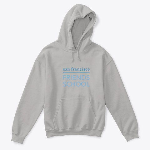 Youth Hoodie Sport Grey áo T-Shirt Front