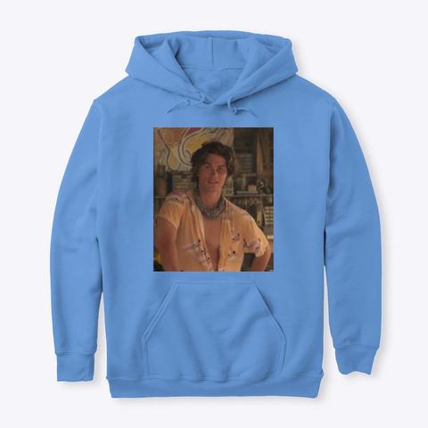 John B Collection Carolina Blue T-Shirt Front