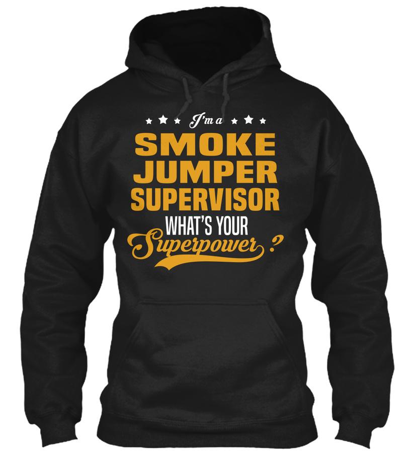 Smoke Jumper Supervisor Unisex Tshirt
