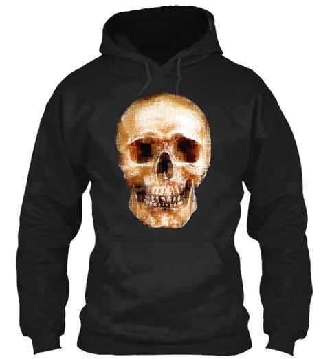 Skull 29 Shirt Black T-Shirt Front