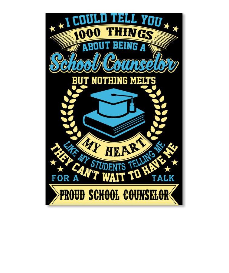 1000 Things About School Counselors SweatShirt