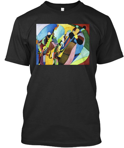 Limited Edition   Dtc   Bass Black T-Shirt Front
