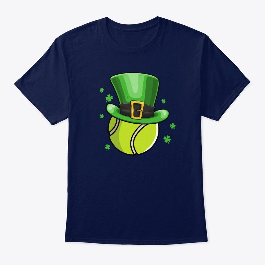 St Patricks Day – Irish Tennis T-shirt – Mug Black Size S
