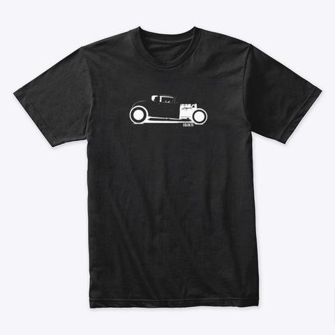 1932 Hi Boy Black T-Shirt Front