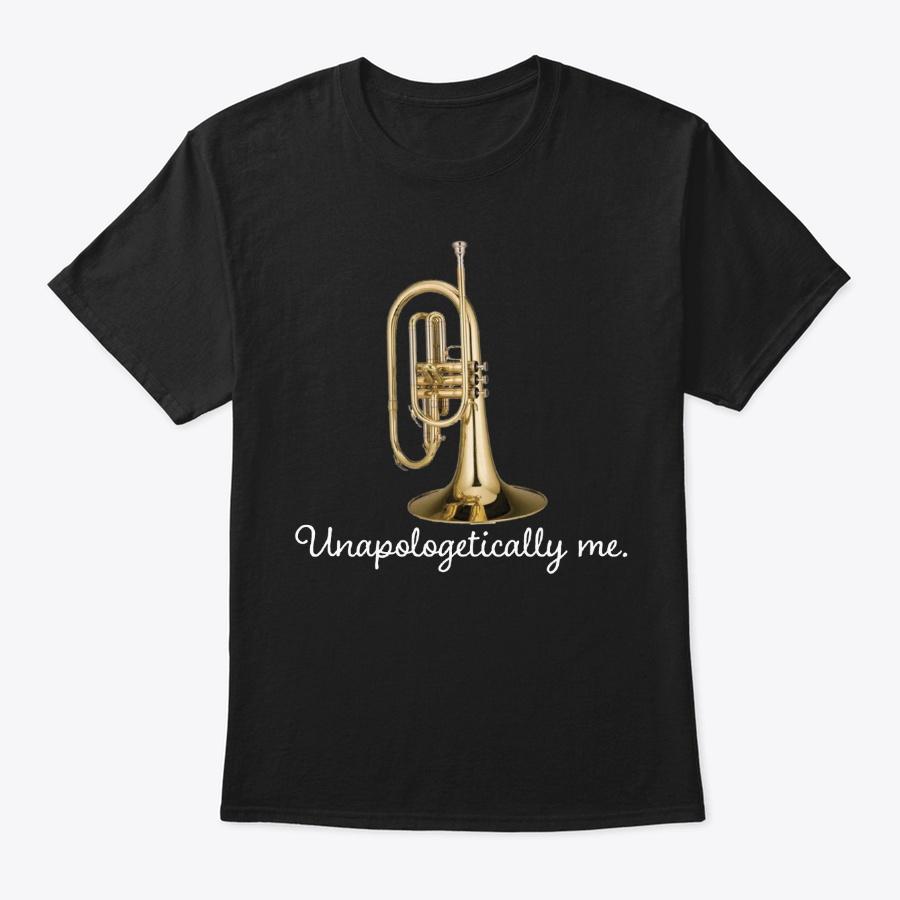 [$15] Unapologetically Me - Mellophone 2 Unisex Tshirt