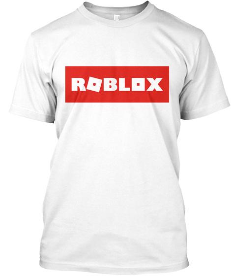 f28303bb Box Logo Roblox Products | Teespring