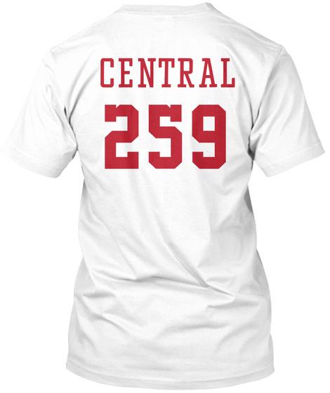 259 Central High School of Alumni Unisex Tshirt