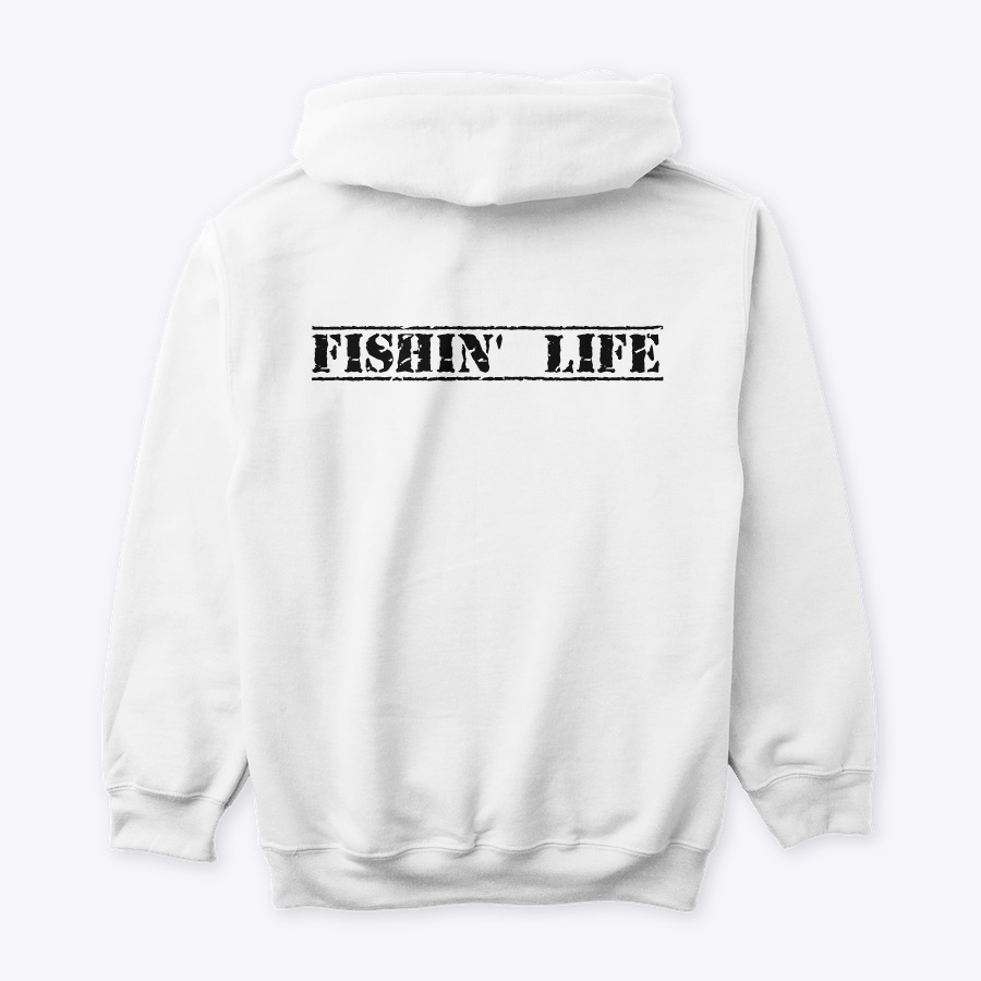 A&j Outdoors Fishin Life LongSleeve Tee