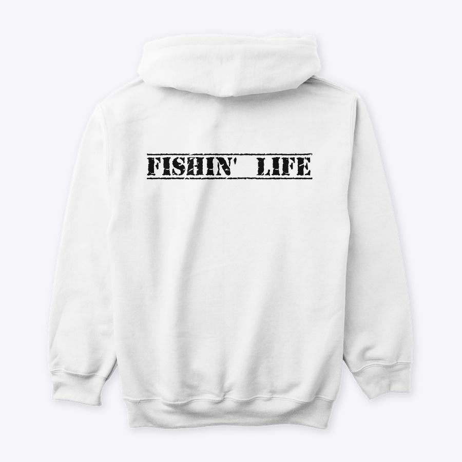 A&j Outdoors Fishin Life LongSleeve Tee