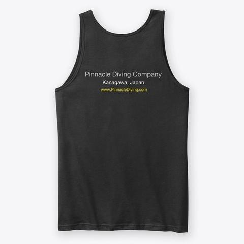 Pdc Passion Tank Black T-Shirt Back