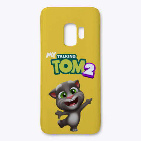 My Talking Tom 2 Samsung Case