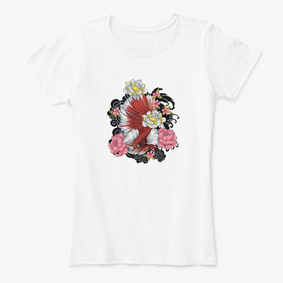Women Red Dumbo Black Bab Logo Unisex Tshirt