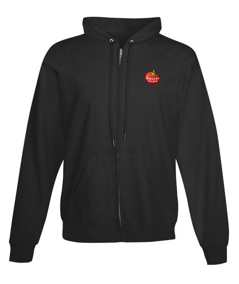Almazan Kitchen Original Hoodie Europe Jet Black Sweatshirt Front
