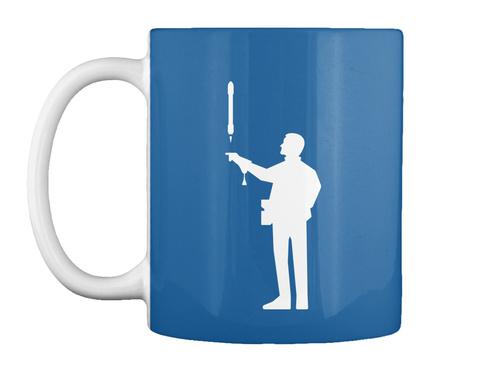Falconer 3 Man Mug [Usa] #Sfsf Dk Royal Mug Front