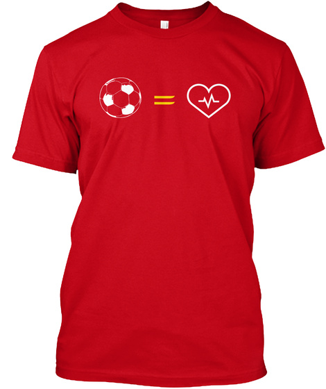 = Red T-Shirt Front