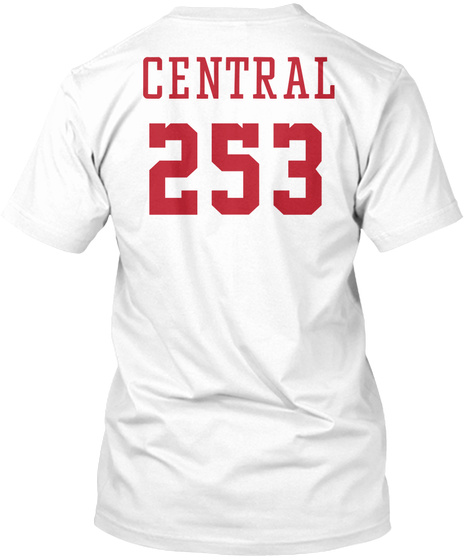 253 Central High School of Philadelphia Unisex Tshirt