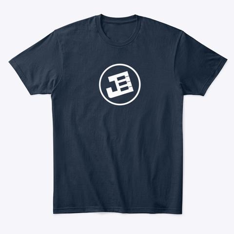 Original T Shirt New Navy T-Shirt Front