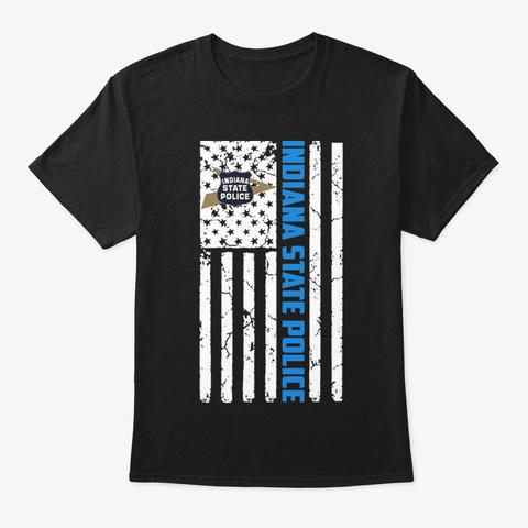 Indiana State Police Unisex Tshirt