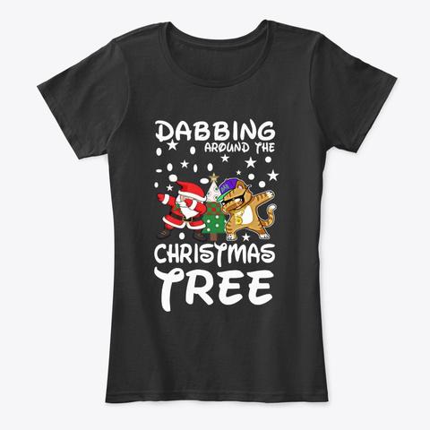 Dabbing Around The Christmas Tree SweatShirt