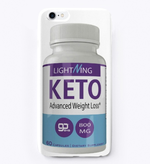 Lightning Keto   Reviews And Buuy Now Standard T-Shirt Front