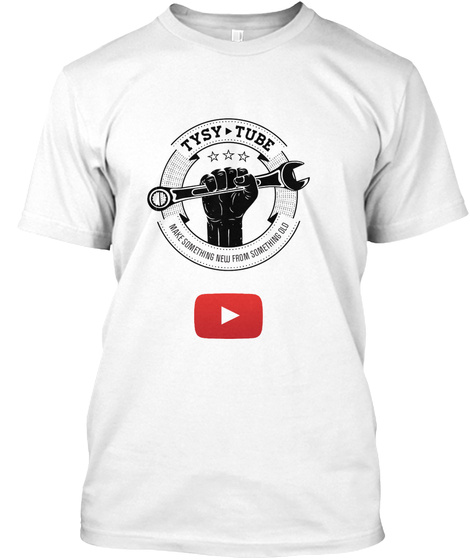 This Is My Limited Edtion Apparel White T-Shirt Front