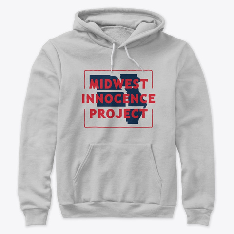 Mip Pullover Hoodie (Light) Athletic Heather T-Shirt Front