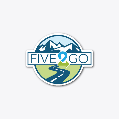 Five2 Go Stickers! Standard T-Shirt Front