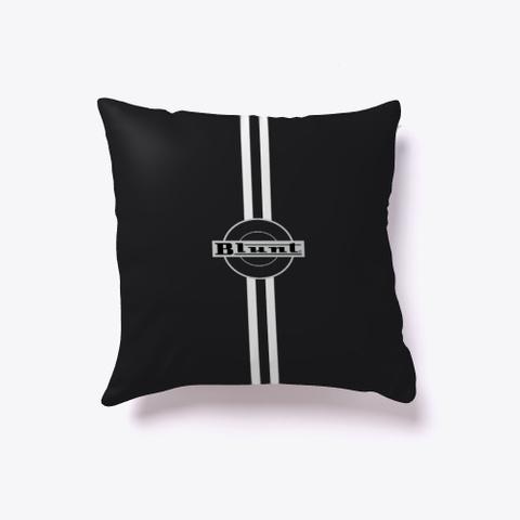 Blunt Racer  Ska  Reversible Pillow Standard T-Shirt Back