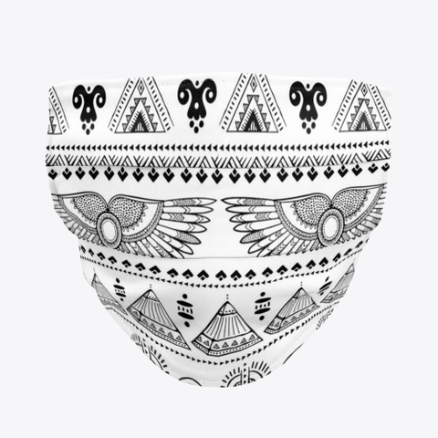 ethnic egypt cloth face masks